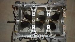 02 03 nissan maxima altima infiniti i35 3.5 vq35de engine block