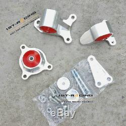 02-05 Acura RSX/Honda Civic SI EP3 2.0L k20 Billet Motor Engine Swap Mount Kit