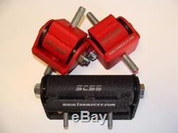 04 05 06 GTO SCSS GTO MOTOR/TRANS MOUNT KIT Poly