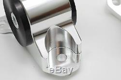 1320 Performance B & D series motor mount 3 bolt driver billet DC2 65A Blemish