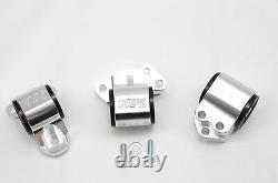 1320 Performance B & D series motor mount 3 bolt driver side billet EG DC2 65A