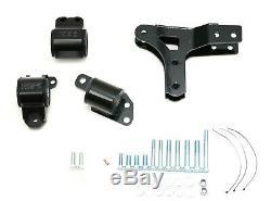 1320 Performance EG DC2 AWD all wheel drive mount kit B series 65A billet black