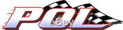 1949-54 Chevy Belair Motor Mount Bracket Set Side Mount V-8 Mmb4954c