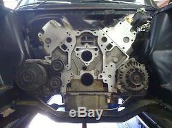 1962-67 Chevy 2 Nova LS engine swap Mount and Crossmember kit 4L60E trans