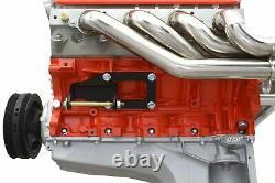1975 1987 SBC to LS Swap Engine Mount Steel Clamshell Bracket Motor Conversion