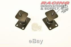 1979 93 Big Block Ford Mustang 429 460 BBF Solid Engine Swap Mounts