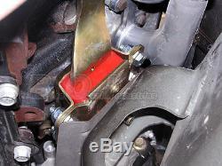 1996-2004 Mustang GT or Cobra 4.6 V8 Poly Polyurethane Engine Motor Mounts Pair