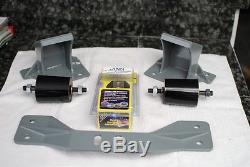 1998-2005 Lexus GS300 / GS400 / GS430 Engine Mounts for GM LS1 LS2 LSx Swap