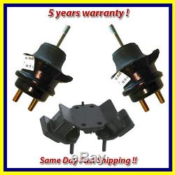 1998-2005 Lexus IS300 / GS300 3.0L Engine Motor & Trans. Mount Set 3PCS
