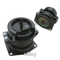 2000-2003 Acura TL 3.2L Engine Motor & Trans. Mount Set 5PCS. Hydraulic & Vacuum