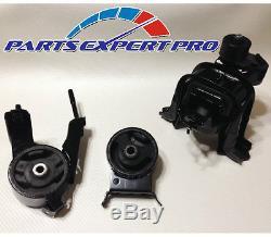 2000-2005 Toyota Echo Engine Motor Mount Set 04-06 Scion Xa Xb Automatic Transm