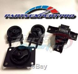 2007-2009 SUZUKI SX4 ENGINE MOTOR MOUNT SET 2.0LT With AUTOMATIC TRANS