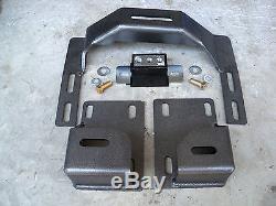 240sx ls1 ls2 lsX engine swap motor mounts ONLY s13 s14 jdm ls7 t56 NO Trans
