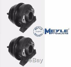 2 For Porsche 924 944 968 Engine Mounts Meyle 23043007500
