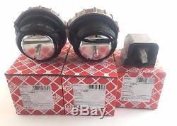 2 x Motorlager 1 x Getriebelager Febi Mercedes Vito W639 Viano W639 CDI