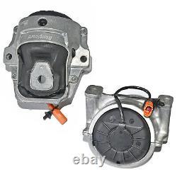 2x Bearing Engine Mounting Audi A4 8K B8 A5 8T3 2.0 TDI 1.8 2.0 TFSI 8K0199381