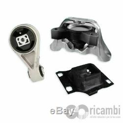 3 SUPPORTI MOTORE ANT+POST FORD FOCUS 1 SERIE 1.4 1.6 -1.8 2.0 1.8 TD TDCi