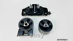 3 x Engine Mount for Chrysler Grand Voyager RT 2.8CRD 2008-2015 EEP/RT/027A