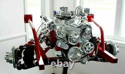 47-54-55-59 Chevy Truck LS Engine Conversion Swap Kit Motor & Trans Mounts