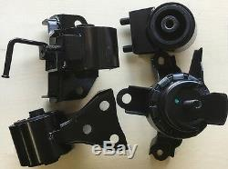4pcSet fits 2.5L 3.0L Mazda MPV VAN 2000 2001 2002 2003 06 Motor &Trans Mounts