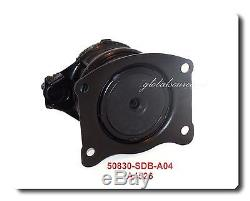 50830-SDB-A04 Engine Mount, Front Fits Acura MDX RL TL TSX ZDX Honda Accord &