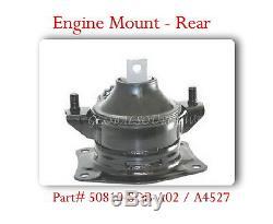 5 Pcs AutoTrans & Engine Mount Fits Acura TL 2004-2006 V6 3.2L