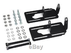 73-87 Chevy GMC Blazer Suburban LS Engine Conversion Swap Bracket Mount Set