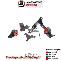 88-91 Civic/CRX Conversion Mount Kit for D Series 92+ Engines 49152-60A