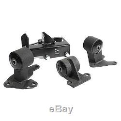 92-95 Civic, 94-01 Integra Conversion Mount Kit for H22 Swaps 29550-75A
