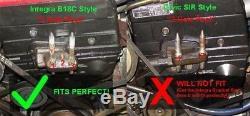 92-95 Honda Civic EG B16/B18 B Series Motor Mounts Kit B18C B18C1 B18C5 B16A JDM