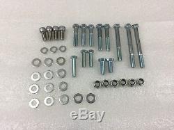 96 00 Honda Civic K swap Billet CNC Aluminum Engine Motor mount K20 K24 Race