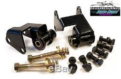 A73A6 Schumacher Mopar Motor Mount Engine Swap Kit 1973 & Up S6 to 273/318 Kit