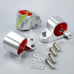 Aluminum Engine Mounts Motor Mount for Honda Del Sol /Civic EG /Acura Integra DC