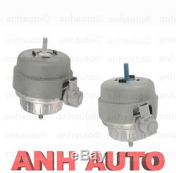 Audi A6 Quattro 3.0 3.2 NEW Left & Right Side Motor Mount Top Quality