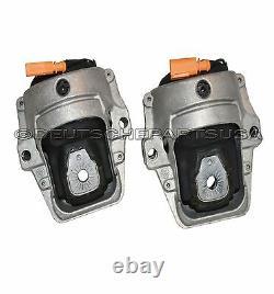 Audi Q5 2.0 Quattro AUTO LH + RH ELECTRIC Engine Motor Mount Mounts 09-12 Set 2