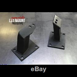 BMW E30 LS1 V8 SWAP MOTOR MOUNTS FOR LS2 318 325 m3 MADE IN THE USA
