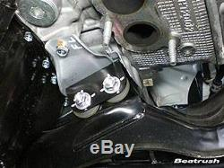 Beatrush Engine Mounts For Subaru WRX 2002-2007 / STI 2004-2013 S146016BC-A