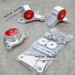 Billet Motor Engine Swap Mount Kit FOR Acura RSX / Honda Civic SI EP3 2.0L