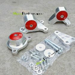 Billet Motor Engine Swap Mount Kit FOR Acura RSX / Honda Civic SI EP3 2.0L