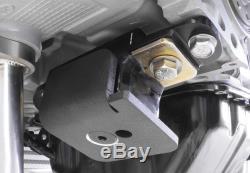 Black Perrin Performance Engine Mount Set For 2002-2014 WRX 2004-2017 STi