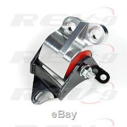 Cnc Billet Engine Motor Mount 96-00 CIVIC Ek Ek9 Em1 D15 D16 B16 B18 B20 Jdm