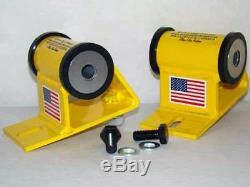 CU2883-0, Jeep Motor Mounts, Ultra-Flex Rubber