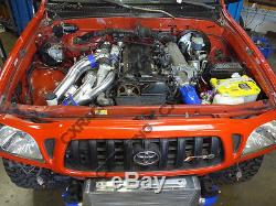 CXRacing 2JZGTE 2JZ-GTE Engine Mount Kit For 95-04 Toyota Tacoma Truck 2JZ Swap