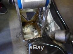 CXRacing 2JZ-GTE Engine R154 Transmission Mount For Subaru BRZ Scion FRS 2JZGTE