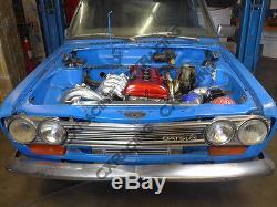 CXRacing Engine Mount Swap Kit For SR20DET Engine Datsun 510 SR20