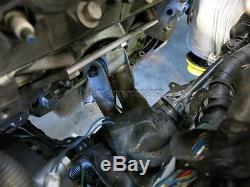 CXRacing Engine Transmission Mounts Swap Kit For 86-91 Mazda RX-7 FC LS1 LS