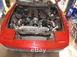 CXRacing LS1 Engine Mount For 1986-1989 Supra MK3 with GM LS LSx Swap