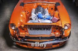 CXRacing LS1 Engine T56 Transmission Mount For S30 240Z 260Z 280Z GM LS LSx Swap