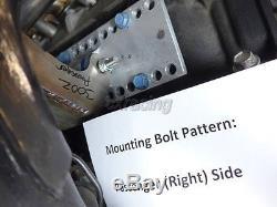 CXRacing LS1 LSx Motor T56 Transmission Mount Kit Oil Pan Header For 300ZX Z32