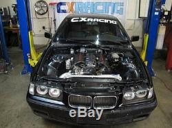 CXRacing LS LSx LS1 T56 Engine Motor Swap Kit for 92-98 BMW E36